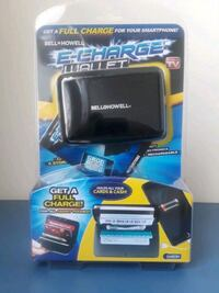 E-CHARGE Wallet (Brand New)