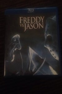 Freddy vs Jason blu-ray Prichard, 36610