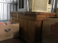 Two solid wooden toy boxes $75.00each or $130.00 for both Baltimore, 21230