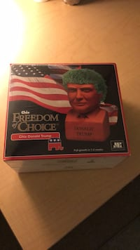 Trump chia pet Lexington, 40508