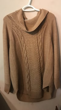 tan sweater Rockmart, 30153