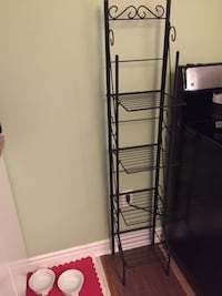 Collapsible Black Rack Mississauga, L4Z 3Y5