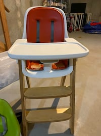 Free OXO Sprout high chair