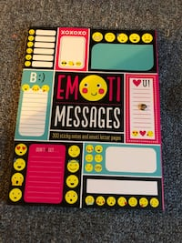 Emoji book.   Welland, L3B 1Y8