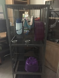 Large Pet Condo (like new) Mississauga, L4X 1T3