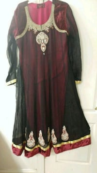 women's black and brown long sleeve dress Westminster, 21158