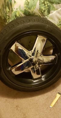 4 18 inch verde wheels for sale or trade OWENSBORO