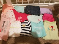 Baby girls clothes $1 each Fort Mill