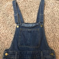 Ripped And Distressed Overalls Size 5  Jenison, 49428