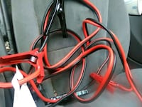 Powerful jumper cables brand new Monticello, 55362