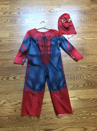 Spiderman costume Mississauga, L5W 1A9