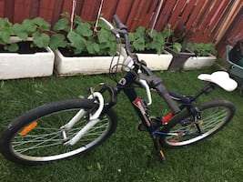 Very good condition size 29 inch tires and Like new