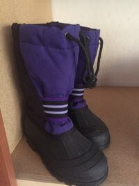 pair of purple-and-black duck boots Phoenix, 85083