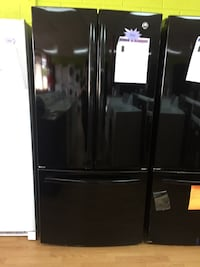 black french-door refrigerator Woodbridge, 22191