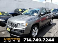 Jeep Compass 2012 La Habra