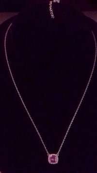 9.25 Silver Necklace  Edmonton, T6E 0M1