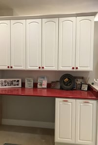 Laundry room cabinets - Great Condition!