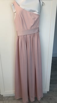 women's pink sleeveless dress 482 km