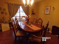 Dining Room Table, chairs and Hutch MURFREESBORO