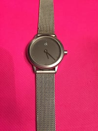 Authentic Calvin Klein watch lady  Laval, H7P