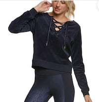 XS YOGA PERFORMANCE VELVET PULLOVER Arlington, 76006