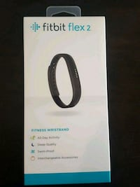 black Fitbit Charge 2 box Washington, 20009