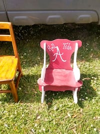 Toddler Alabama chairs solid wood Birmingham, 35209
