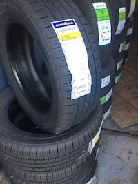New Goodyear 205/55/16 $320 includes installation & balancing no tax if paid cash 2270 mi