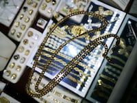 Real Cubain link chain 14K 24p & 4,5mm 450 $ Nego Montreal