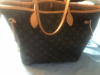 Authentic Louis Vuitton Neverful GM in Pivione Fairfield, 94533