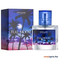 Oriflame full moon him 30 ml erkek parfumu