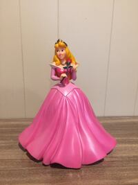 Princess Aurora (Sleeping Beauty) Plastic Piggy Bank 536 km
