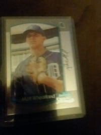 Baseball Card West Richland, 99353