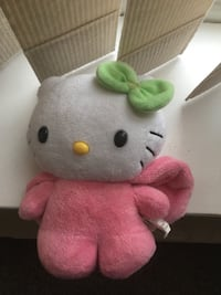 Hello kitty stuffed animal bunny St Catharines, L2R 5C4