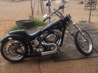 Black and gray cruiser motorcycle Prescott Valley, 86314