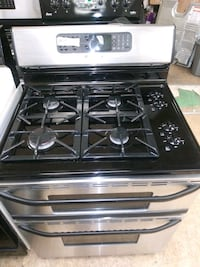 Maytag double oven stove Milwaukee