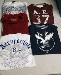 American eagle and aeropostale sz. XSMALL Conway, 72032