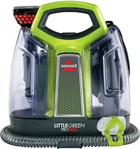BISSELL 2513E Little Green Proheat Portable Deep Cleaner/Spot Cleaner  London, N6B 3L5