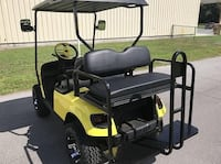 *Gas Golf Cart is waiting for you! Baltimore