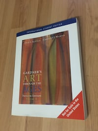 gardner's art through the ages volume 2 Keçiören, 06135