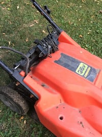 Black and decker electric lawn more Toronto, M3K 1G6