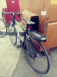 black and red road bike Arlington, 22201