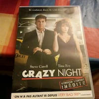 DVD crazy night