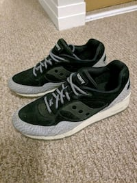 Saucony Grid 6000 Dirty Snow Milton, L9T