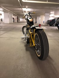 Chopper motorcycle - Standout!