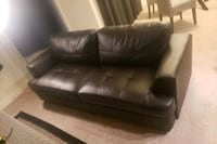 Dark Brown Couch with Detachable Back Cushions Edmonton, T5R 4W4