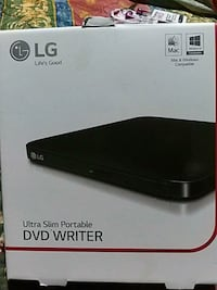 Lg ultra slim portable dvd writer Compton, 90222
