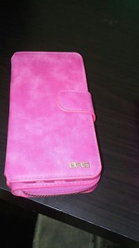 2 in 1!! Wallet case for S6 Edge