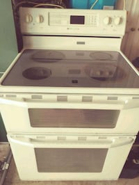 Maytag double oven stove Greenville