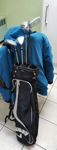 Youth Golf Clubs & Bag Hamilton, L8H 5X2